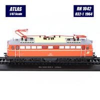 1/87 Atlas Lok Sammlungen Straßenbahnen Rh 1042 032-1 (1964) Straßenbahn Modell
