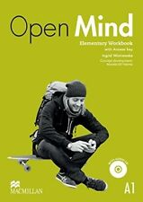 Very Good, Openmind British Edition Elementary Leve, M Rogers, T Bowen, Book