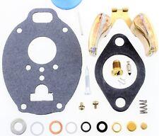 Carburetor Kit Float fits Ford tractor 800 TSX662 TSX769 TSX813 CONN-9510-C MA47