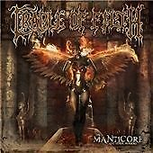 Cradle of Filth - The Manticore and Other Horrors (2012)  CD  NEW  SPEEDYPOST