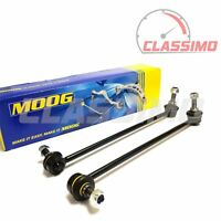Moog Front Anti Roll Drop Link Bars for AUDI TT 8N + A3 S3 8L Quattro - 1998-06