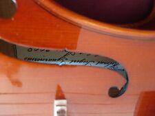 Geige 4/4 mit Soundsystem