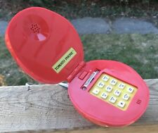 Tomato Phone Home Telephone Vintage 80's Beefsteak Farmhouse Works
