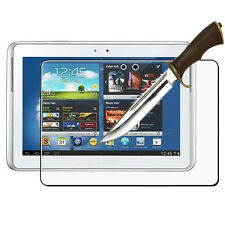 """Tempered Glass Screen Protector Skin Film For Samsung Galaxy Note 10.1"""" N8000"""