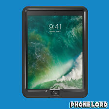 "Genuine Lifeproof Nuud Case cover for Apple iPad Pro 10.5"" inch Waterproof Black"