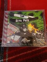 The Dead Pets - Too Little Too Late Punk Ska oi!  CD