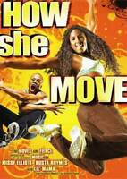 How She Move - DVD - VERY GOOD