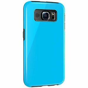 LUNATIK  ARCHITEK Case for Samsung Galaxy S6 Cell Phones - Light Blue