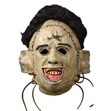 Leatherface Texas Chainsaw Massacre Killing 1974 Men's Overhead Costume Mask