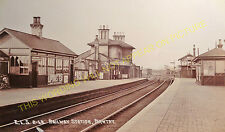 Bawtry Railway Station Photo. Scrooby- Rossington. Retford to Doncaster Line (4)
