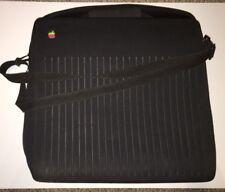 Vintage Apple Macintosh Portable Computer Case Bag Strap Good Condition wow!