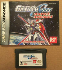 Mobile Suit Gundam Seed Battle Assault (Game Boy Advance) Used - With Manual