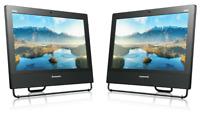 Lenovo M73z All in One PC i5 4570s 2.9Ghz 4GB 500GB DVDRW Win 10 Wireles Webcam