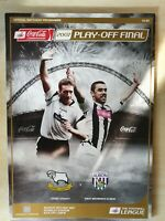2007 CHAMPIONSHIP PLAY OFF FINAL PROGRAMME - DERBY COUNTY v WEST BROMWICH ALBION