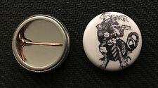 """AD&D Thessalhydra 1"""" pin button - 1st Edition Dungeons & Dragons Stanger Things"""