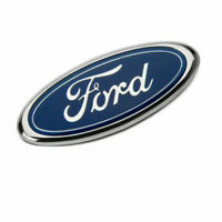 7 Inch Blue F150 F250 Rear Tailgate Emblem Oval Badge Nameplate