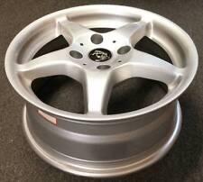 16x7 Panther EMR 151 silver aluminum wheel 4x114.3 +38mm offset