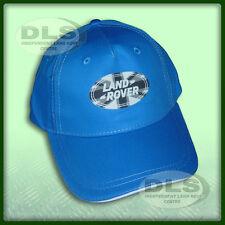 LAND ROVER - Blue Baseball Cap with Union Flag Logo (LACH015BLA)