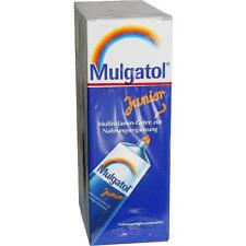 MULGATOL Junior Gel 3X150ml PZN 8671159