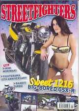 STREETFIGHTERS Magazine No.215 JANUARY 2012 (NEW COPY)