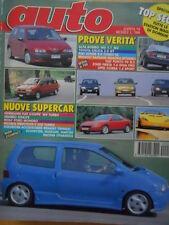 Auto n°8 1994 - Test Alfa Romeo 145 1.7 16V - Toyota Celica 2.0 GT    [Q39]