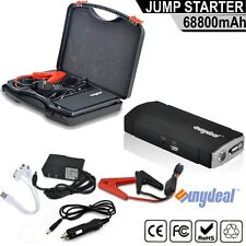 New Power Portable Charger Auto Car Battery Booster Jump Starter Jumper Pack