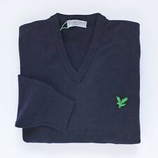 LYLE & SCOTT CLUB, PURE 100% LAMBSWOOL JUMPER -BRAND NEW- WITH TAGS, SIZE SMALL