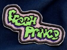 Fresh Prince Of Bel Air • 90s Embroidered Iron On Patch • Will Smith Jazzy Jeff