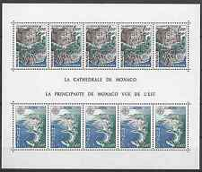 MONACO BLOC FEUILLET N°14 NEUF ** LUXE MNH COTE 47€