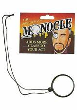 Eyeglasses Monocle Eye Piece Steampunk, Victorian, Professor, Cosplay
