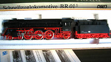 PIKO HO BR 01.5  - 0503 -1 BAUREIHE  ( 6320, 6327 ) STEAM LOCO WITH COAL TENDER