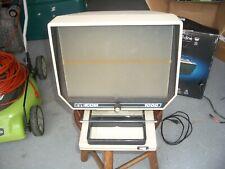 Eyecom 1000 Microfiche microfilm viewer
