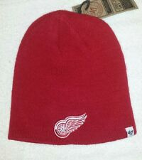 Detroit Red Wings - NHL Logo Winter Toque - Beanie - '47