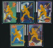 1992 Alrak Enterprises Ace Auto Care KEN GRIFFEY JR. -(5 cards)  *Still Sealed*