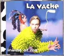 La Vache - Inside Of Me - CDM - 1998 - Eurodance 4TR Milk Inc. Fiocco Rare