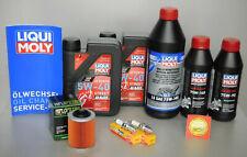 Wartungs Set Can Am Traxter 800 - Service Inspektion Ölfilter Zündkerze Öl