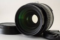 【Exc】 Nikon  Ai-s Nikkor  35mm  F/2  Ais  Lens  from  Japan  #86