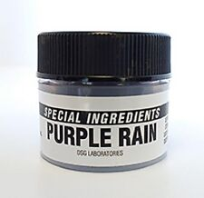 PURPLE RAIN Almost endless supply of dark purple stain Many uses good and bad