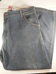Vintage Levi Levis Silver Tab Denim Assault Squad Jeans Mighty W 40 L 32 Blue
