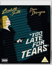 Too Late for Tears Dual Format Blu-ray + DVD (DVD)