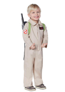 Kids Ghostbusters Costume Outfit - childs ghostbuster afterlife uniform