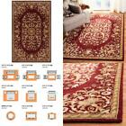 Heritage Red 6 Ft. X 9 Ft. Area Rug