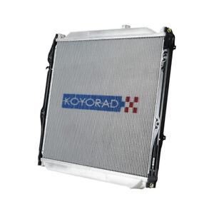 KOYO 36MM RACING RADIATOR FOR 4RUNNER 96-02 MANUAL