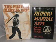Lot of 17 Vintage Martial Arts Books
