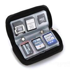 22 Slots Storage Bag For Memory Card Wallet Case Bag Holder SD Micro Camera
