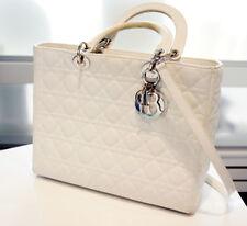 """Original DIOR Handtasche """"Lady Dior"""" weiß"""