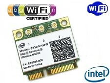 + Intel® Centrino® Ultimate-N 6300 802.11a/b/g/n Mini PCI Express 633ANHMW  +
