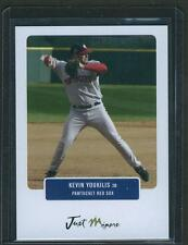 2004 Kevin YOUKILIS JUST MINORS ROOKIE CARD RC