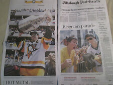 PENGUINS 2017 STANLEY CUP VICTORY PARADE - PG Newspaper