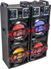 PARTY PARTY-BOX410 DJ SOUND SYSTEM 850W USB BLUETOOTH SD-CARD LED EFFEKT AUX